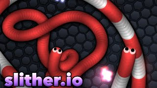 Slitherio Team Party Mode! (Slither.io Live Stream) The New Agar.io