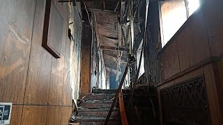 China: Fire at Harbin Resort hotel kills dozens