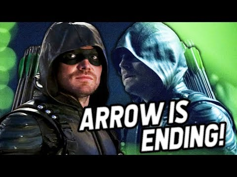 Arrow Is Officially Ending After Season 8! Mp3