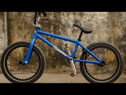 BUILDING THE FIRST GENERATION NEW BMX BIKE IN NIGERIA / Sony a6000 /