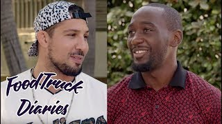 Terence Crawford | Food Truck Diaries | BELOW THE BELT with Brendan Schaub