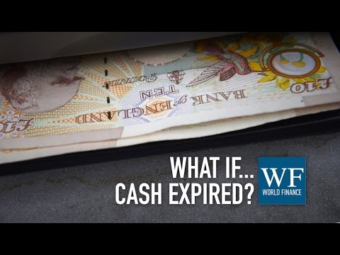 What if cash expired? Oliver Davies revolutionises our monetary system | World Finance