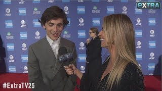 Timothée Chalamet Reveals His Date for the Golden Globes