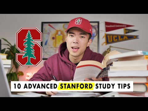 How to Study Smart: 10 Advanced STANFORD Study Tips