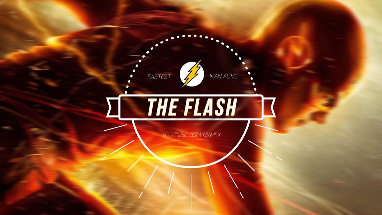 The Flash Hipster Intro Template Sony Vegas Pro W Tutorial Youtube