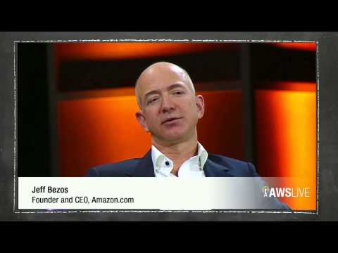 "Great advice by Jeff Bezos to Entrepreneurs ""Start"