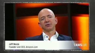 Great advice by Jeff Bezos to Entrepreneurs
