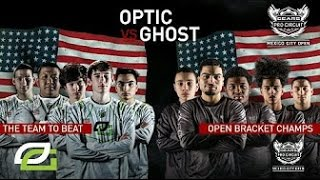 GEARS OF WAR 4 - Optic vs Ghost $100K Mexico Pro Circuit LB Finals (Game1)