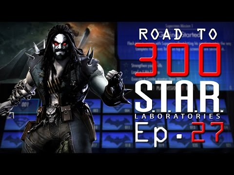 Road to 300 - Ep.27 - Lobo (S.T.A.R. Labs Mission 261-270)