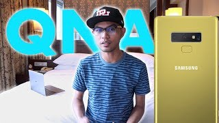 QNA - Oppo Find X, Samsung Note 9 Tersebar ! + Hotel Tour