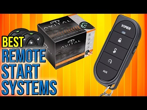 8 Best Remote Start Systems 2017