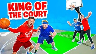 Who is the BEST Hooper?! INTENSE King of the Court + Knockout + 2v2!