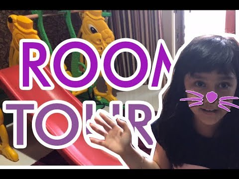 Daily Vlog Anin 3 [ Room Tour ]