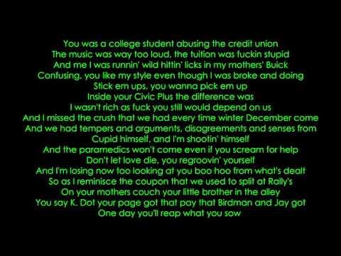 100 Favors - Rich Gang & Kendrick Lamar - Lyrics