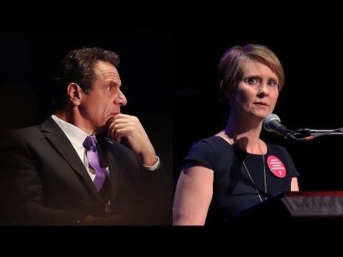Cynthia Nixon Challenges NY Gov. Cuomo In Primary
