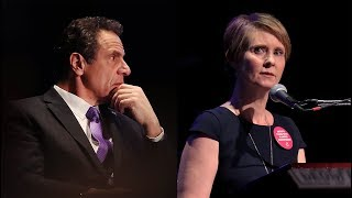 Cynthia Nixon Challenges NY Gov. Cuomo In Primary