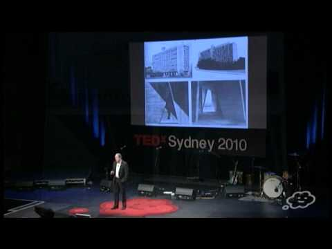 Melbourne city planner reckons that bigger cities are better cities: Rob Adams at TEDxSydney