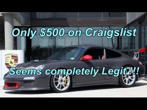 how to sell your car on the internet using facebook ebay or craigslist youtube. Black Bedroom Furniture Sets. Home Design Ideas