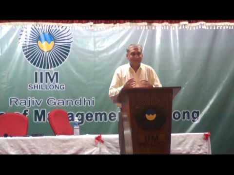 Interaction 11 of The Podium - Mr. Sanjeev Nandwami