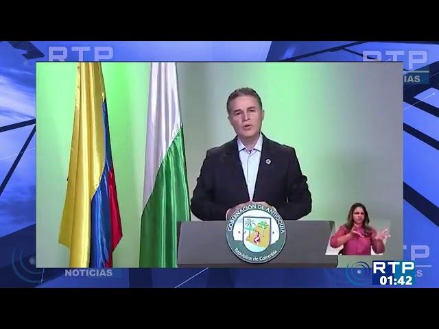 Emisión en directo de Canal RTP Puerto Berrío 20 de Octubre del 2020