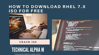 download rhel 7.5 iso