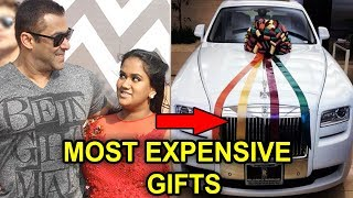 Top 7Most Expensive Gifts Received By Sisters From Bollywood Actors