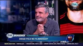 DO MEIO PRA FRENTE FLAMENGO É MELHOR QUE O PALMEIRAS? FOX SPORTS RADIO 16/01/19