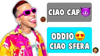 MI FINGO SFERA EBBASTA E SCRIVO A CAP IN DIRECT! 😂