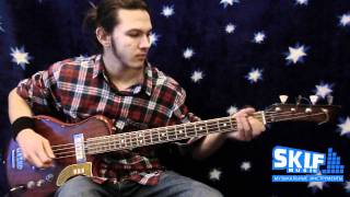 Обзор бас-гитары Урал