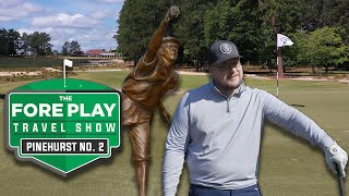 Fore Play Travel Series: Pinehurst Number 2