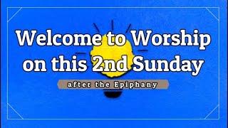 Trinity Lutheran Church - Online Worship Service