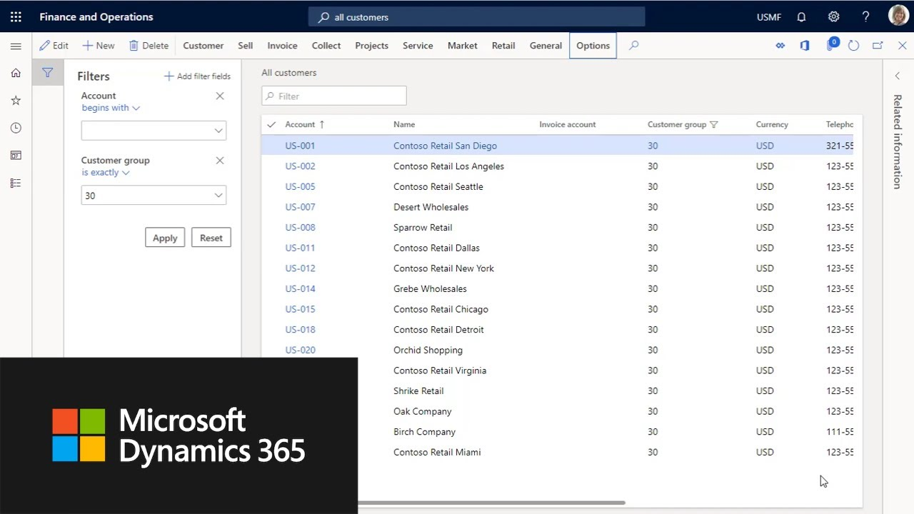 How to use alerts to monitor filtered data in Dynamics 365 for Finance and  Operations