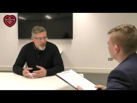 FoH interview Craig Levein