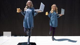 видео В США разработали 3D-принтер для кофе