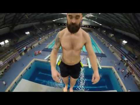 Ponds Forge Sheffield diving boards
