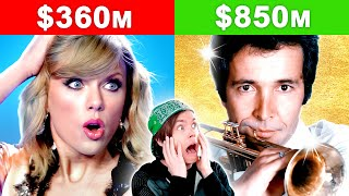 RICHEST Singers You Never Heard Of