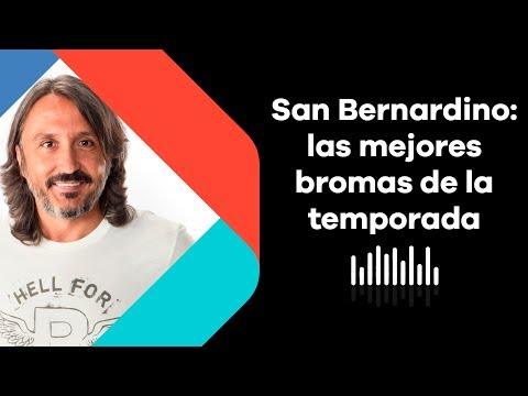 Broma Sanbernardino: las mejores bromas de toda la temporada!