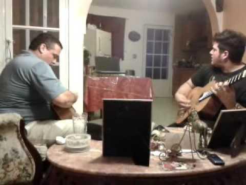 Anthony Gonzalez y Pedrito Torres
