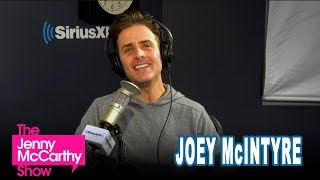 Joey McIntyre on The Jenny McCarthy Show