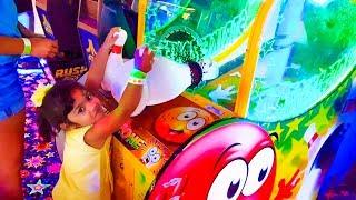 Kids Arcade Games Plastic Balls Game & Indoor Playground Jungle Jac