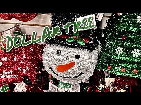 Dollar Tree Christmas decor 2019 • CHRISTMAS ON A BUDGET