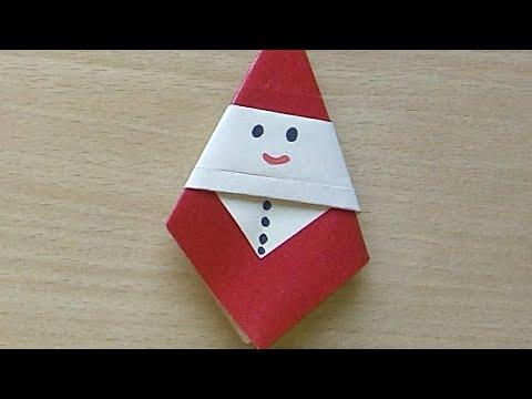 DIY Santa for Kids