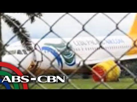 TV Patrol: 2,000 pasahero, apektado sa Iloilo 'runway excursion'