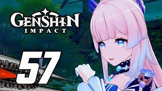 Genshin Impact 2.0 - Gameplay Walkthrough Part 57 - Sangonomiya Kokomi (PS5)