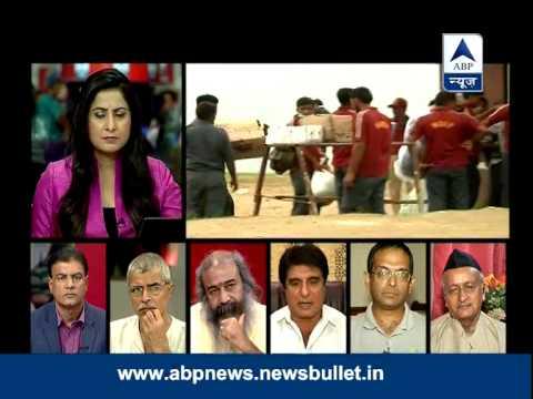 ABP News debate: Brazen show of politics by TDP- Congress in Dehradun airport