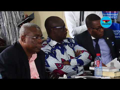 NPP outdoors reviewed constitution to address strife, internal crisis