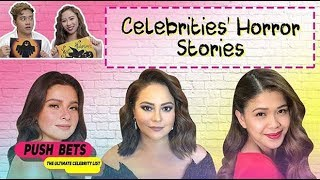PUSH Bets: The Ultimate Celebrity List (Celebrities' Horror Stories)