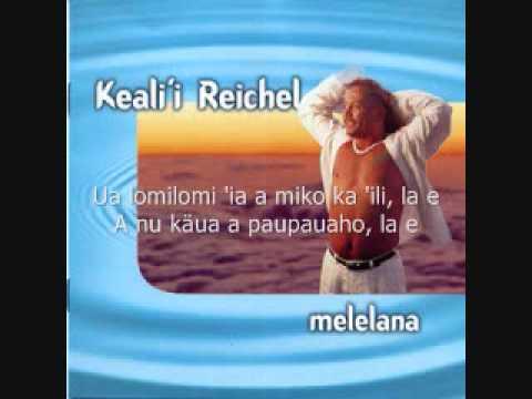 Keali'i Reichel Ipo Lei Momi