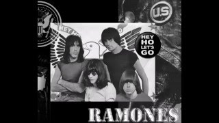 The RAMONES Judy is a punk Demo 1975