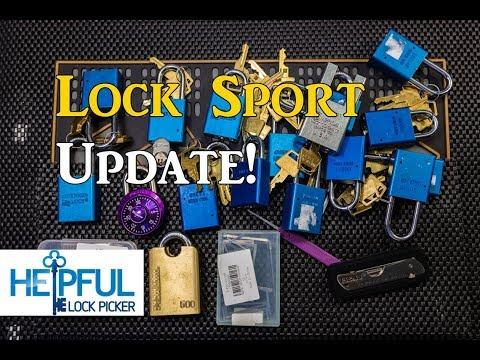 Lock Sport Update
